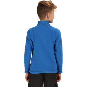 Regatta Hot Shot II Jersey polar Niños, oxford blue/navy
